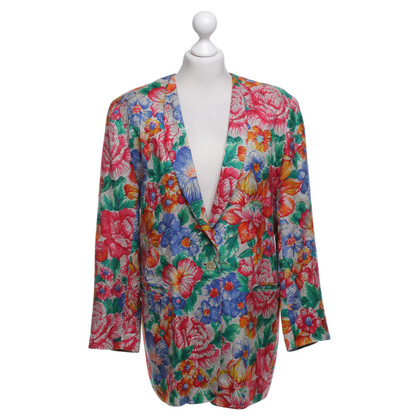 Bogner Blazer with floral pattern