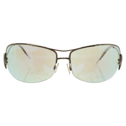 Roberto Cavalli Golden sunglasses
