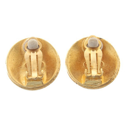 Chanel Gold colored earrings