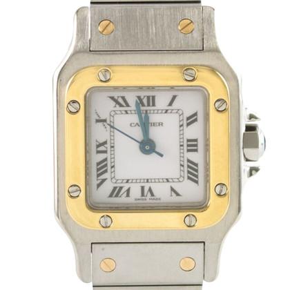 """Cartier Horloge """"Santos Lady"""""""