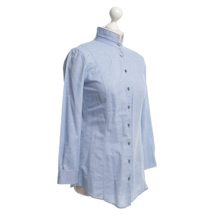 Van Laack Blouse in light blue