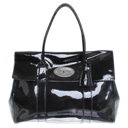 "Mulberry ""Bayswater Bag"" in vernice"