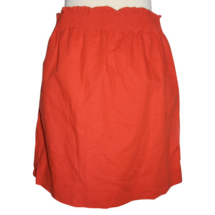 J. Crew skirt in red