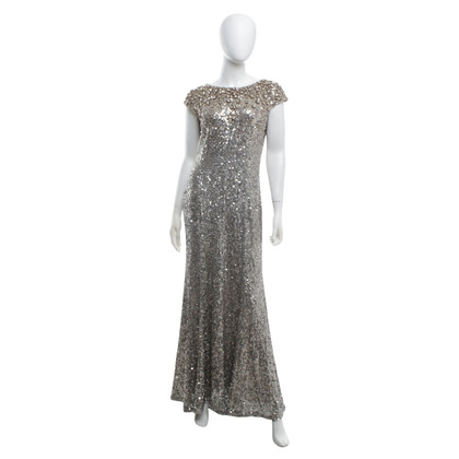 Jenny Packham Evening dress in silver