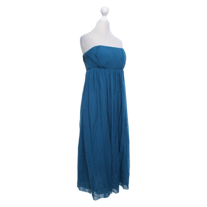 Twenty8Twelve Bandeau dress in blue