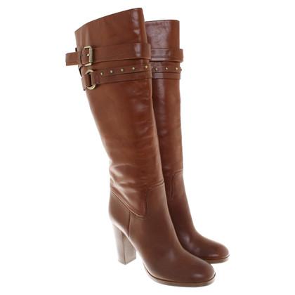 Hugo Boss Boots in Bruin