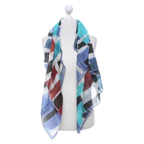 e8ca7b24d38e Paul Smith Scarf/Shawl Cotton - Second Hand Paul Smith Scarf/Shawl ...