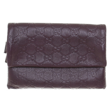 Gucci Portemonnaie in Violett