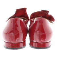 Miu Miu Ballerinas made of patent leather