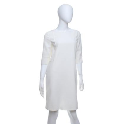 Blumarine Sheath Dress in White