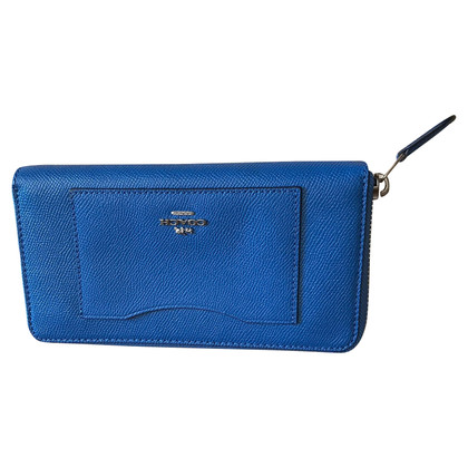 Coach Wallet in blue