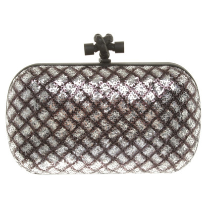 Bottega Veneta clutch with sequins
