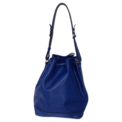Louis Vuitton Noé Epi blu