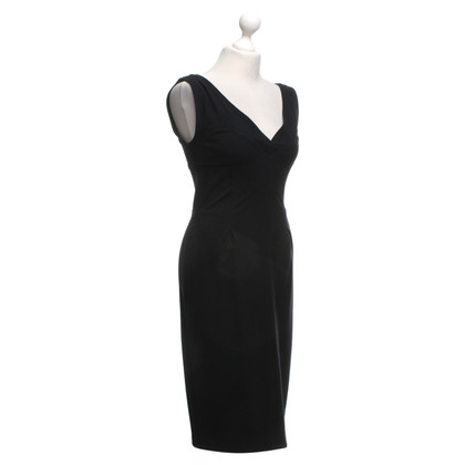 "Diane von Furstenberg Black dress ""Duke"""