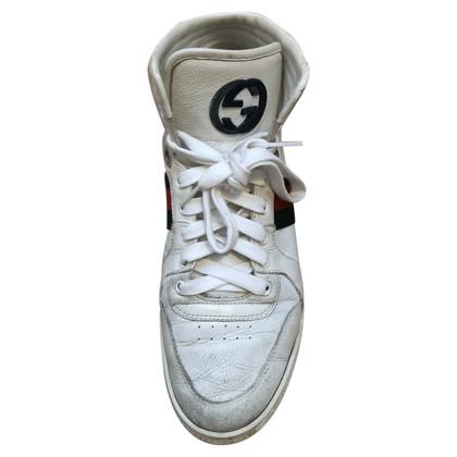 Gucci Gucci high sneakers