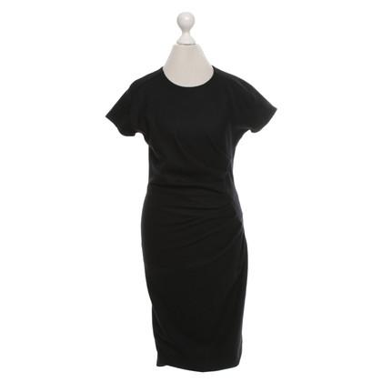 Gucci Woll-Kleid in Schwarz