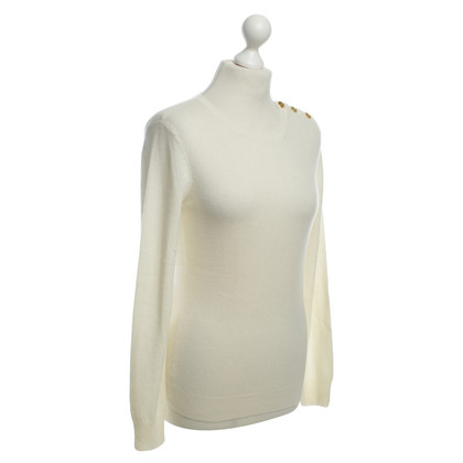 Ralph Lauren Cashmere sweater in cream