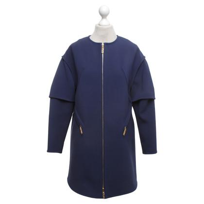 Kenzo Mantel in Blau