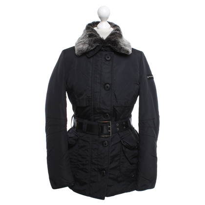 Peuterey Down jacket in black