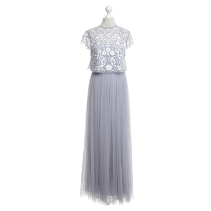 Needle & Thread skirt & Top in lilac