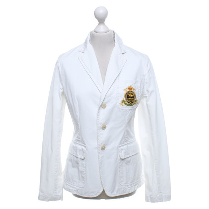 Polo Ralph Lauren Blazer in white