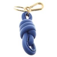 Loewe Schlüsselanhänger in Blau