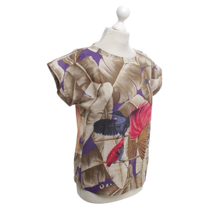 Gianni Versace T-shirt with print