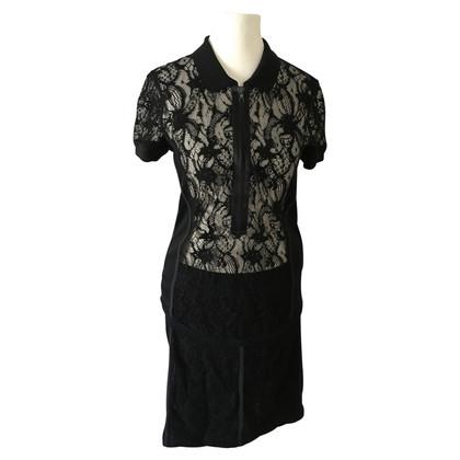 Marc Cain Costume lace black