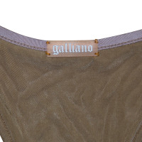 John Galliano Bovenste zijde/viscose