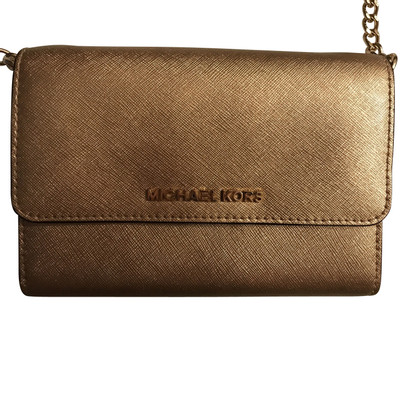 Michael Kors Golden clutch