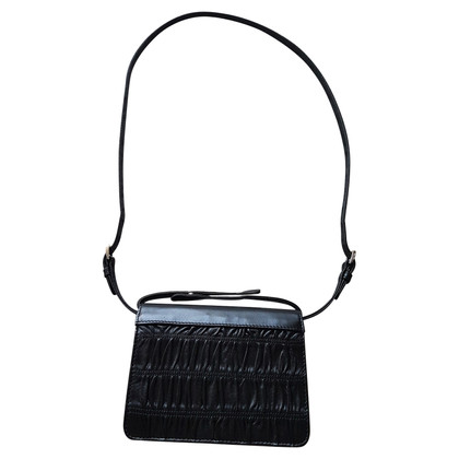 Prada clutch in nero