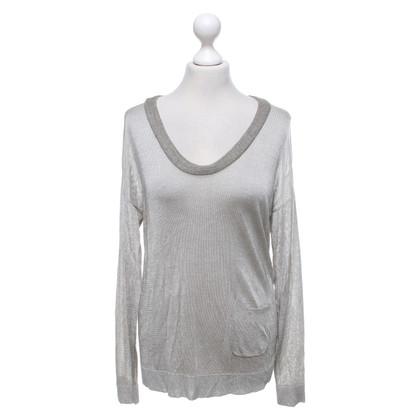 Luisa Cerano Sweater in silver