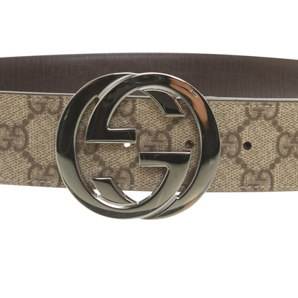 Gucci Canvas belt