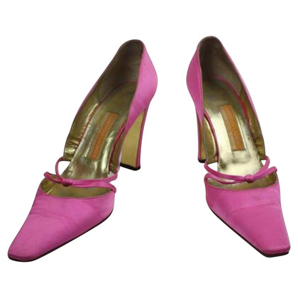 Christian Lacroix Pumps in Rosa