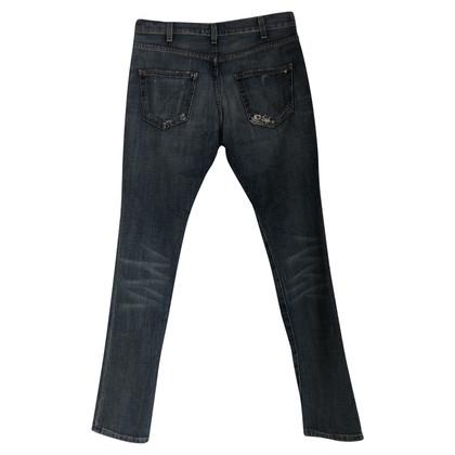 Current Elliott Blauwe spijkerbroek