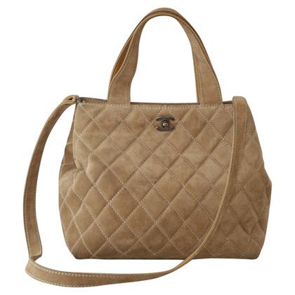 Chanel Shoulder bag made of suede