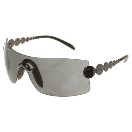 Christian Dior Sunglasses in silver gray