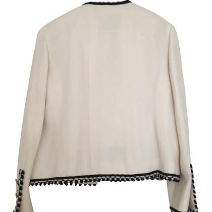 Chanel Veste courte avec gilet
