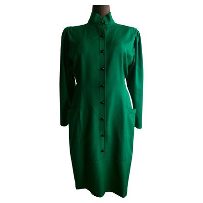 Emanuel Ungaro Wool dress