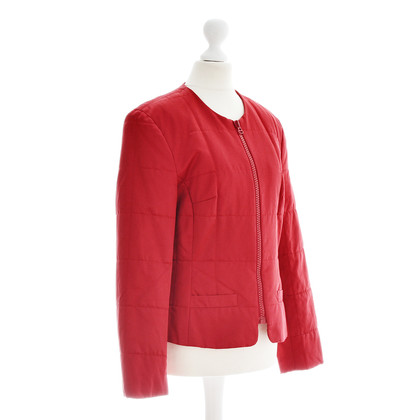 Marc Cain Red satin jacket