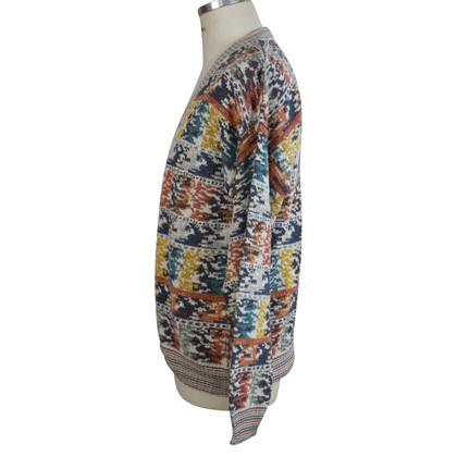 Missoni Missoni multicolor vest trui