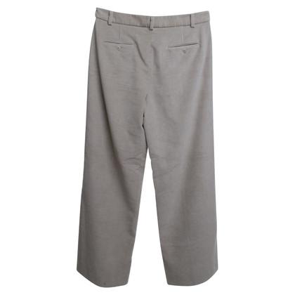 Max Mara pantaloni di velluto a beige