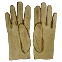 Hermès Beige-gekleurde handschoenen