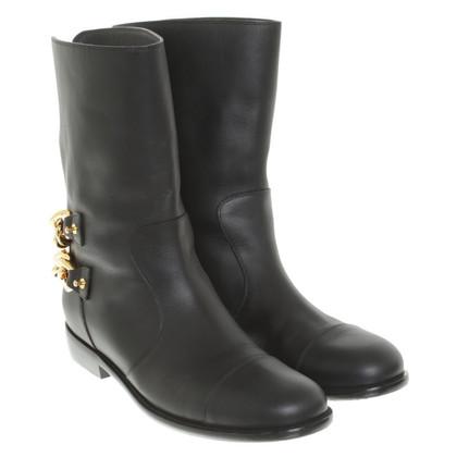 Giuseppe Zanotti Boots in Black
