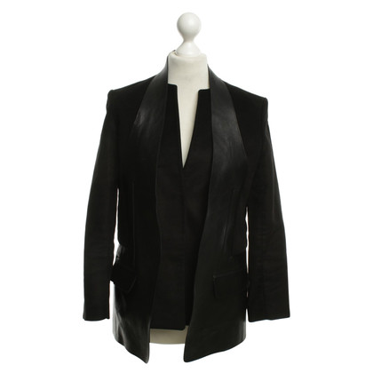 Alexander Wang Jacket in Black