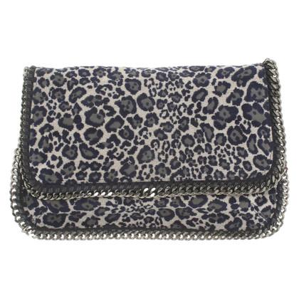 Stella McCartney Shoulder bag in animal design