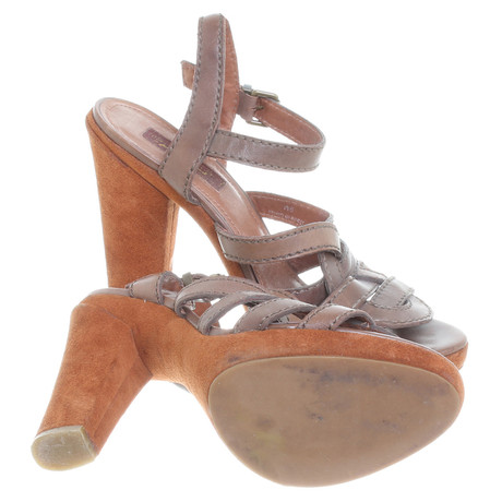 7 Mankind For Braun Braun Sandaletten All in 7 For dwTqIr17