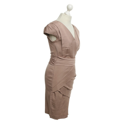 Reiss Kleid in Nude