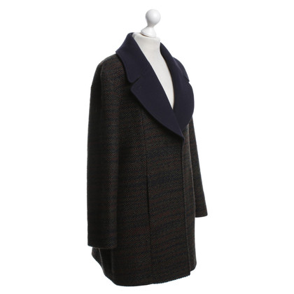 Hugo Boss Cappotto in kaki