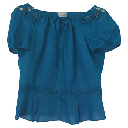 Philosophy di Alberta Ferretti Blouse met kant applicatie
